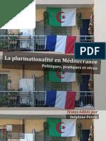 Delphine Perrin (Dir) - La Plurinationalité en Méditerranée Occidentale