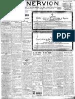 El Nervión 3 de abril de 1917