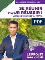 PROJET GÉNÉRATION CREIL / SE RÉUNIR POUR RÉUSSIR !