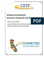 CETF Broadband guide for Local Government