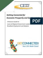 CETF Broadband guide for Local Government
