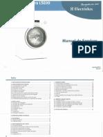 Electrolux LSE09 - Manual de Serviço
