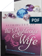 Attributes of the Righteous Wife by Shaykh Abdur Razzaq Ibn Abdul Muhsin Al-Abbaad