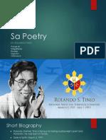 Sa-Poetry