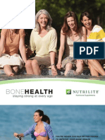 Bone Health Brochure