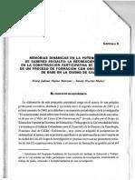 1. Memorias dinámicas en la potenciación de saberes sociales- Ospina&Huertas