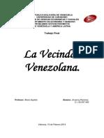 La Vecindad de Venezuela.