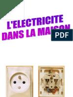 L'Electrecite dans la maison