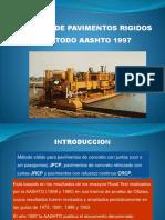 PAVIMENTOS RIGIDOS AASHTO 97.pptx
