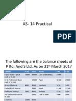 AS- 14 Practical (1)
