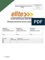 ELI.ESO.CMZ-001 PROGRAMA PREVENTIVO DE ALCOHOL, DROGAS Y TABACO