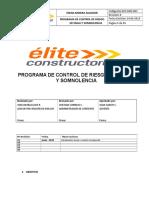 ELI.ESO.CMZ-003 PROGRAMA DE FATIGA Y SOMNOLENCIA ELITE