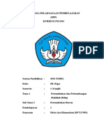 RPP TEMATIK FITRIA.doc