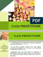 PREZENTARE_CLASA_PREGATITOARE