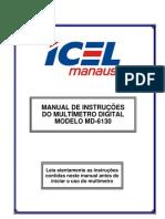 MD-6130 Manual