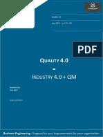 Quality 4.0