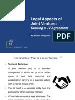 Hukumonline - Workshop Joint Venture Agreement 1 (1)