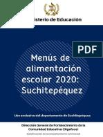 20-MENUS-ESCOLARES-2020-SUCHITEPÉQUEZ