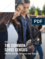 2019 Census 8 to 18 Key Findings Updated
