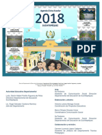AGENDA CÍVICA Suchitepéquez 2018 preliminar