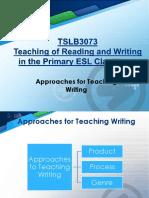 Week 6 Approaches for Teaching Writing_   Week 6_2018_TSLB 3073 Frm Kak Ruziah