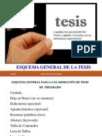 2 TESIS  Esquema 2018 - I