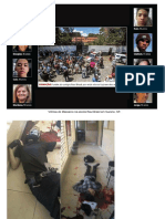Vítimas do Massacre na escola Raul Brasil em Suzano
