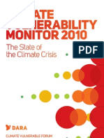 Climate Vulnerability Monitor 2010