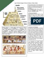 La Sociedad Egipcia 2018