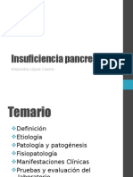 Insuficiencia Pancreática