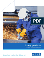 ERIKS PPE Safety Catalog