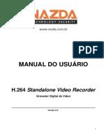 Manual português DVR - Nazda (quarto principal)