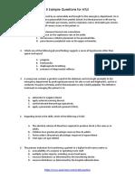 ATLS Question Bank PDF 2020