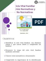 Clase 6 Ciclo Vital Familiar - Crisis N y NN