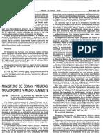 Reglamento Técnico Presas 1996