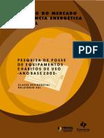 PESQUISA   DE   POSSE DE   EQUIPAMENTOS E  HÁBITOS   DE   USO