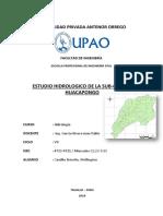 ESTUDIO HIDROLOGICO_ACADEMICO_HUACAPONGO
