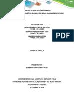 Etapa 3 Definir el objetivo, alcance del ACV y análisis del inventario