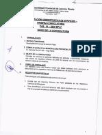 BASES DE LA CONVOCATORIA CAS-001-2020-MPLP (1)