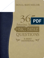 365 Amazing Answers to Big Bible Questions