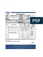 Certificado de Calidad - Separador de 7CM Largo