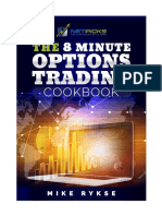 The 8 Minute Options Trading Cookbook