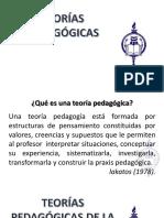 01 Teorías pedagógicas de la antigüedad - Presocráticos