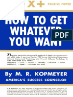 How to Get Whatever you Want.pdf