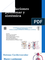 10.- FISIOLOGIA VETERINARIA CIRCULACIÓN PULMONAR Y SISTEMICA Completo