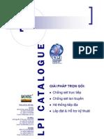 Catalogue LPI 2008
