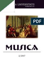 Studia Musica 2017 B