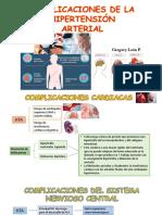 Complicaciones y Tratamiento HTA