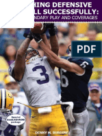 Coaching Defensive Football Successfully_ Vol. 4 Secondary Play and Coverages.pdf
