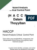 APOTEKER HACCP